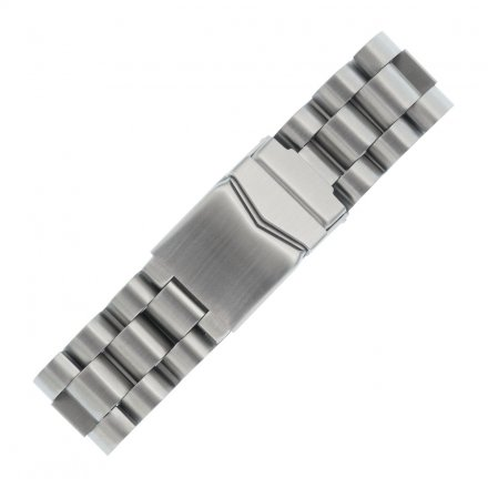 Metal Wristband Silver 20 mm for all Junkers Watches