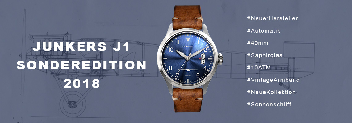 Neu: J1 Sonderedition