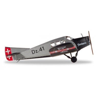 Flugzeugmodell Danziger Luftpost Junkers F13 1/87