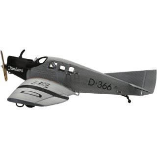 Model Airplane Junkers F13 Museum Version 1:48