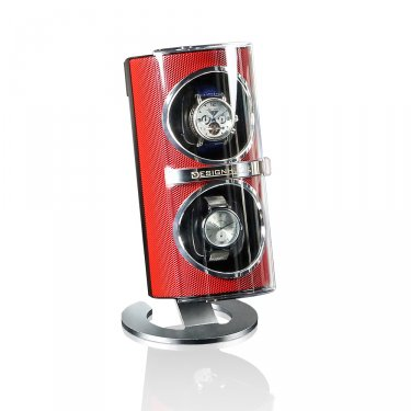Designhuette watch Winder Seno Red 70005/124
