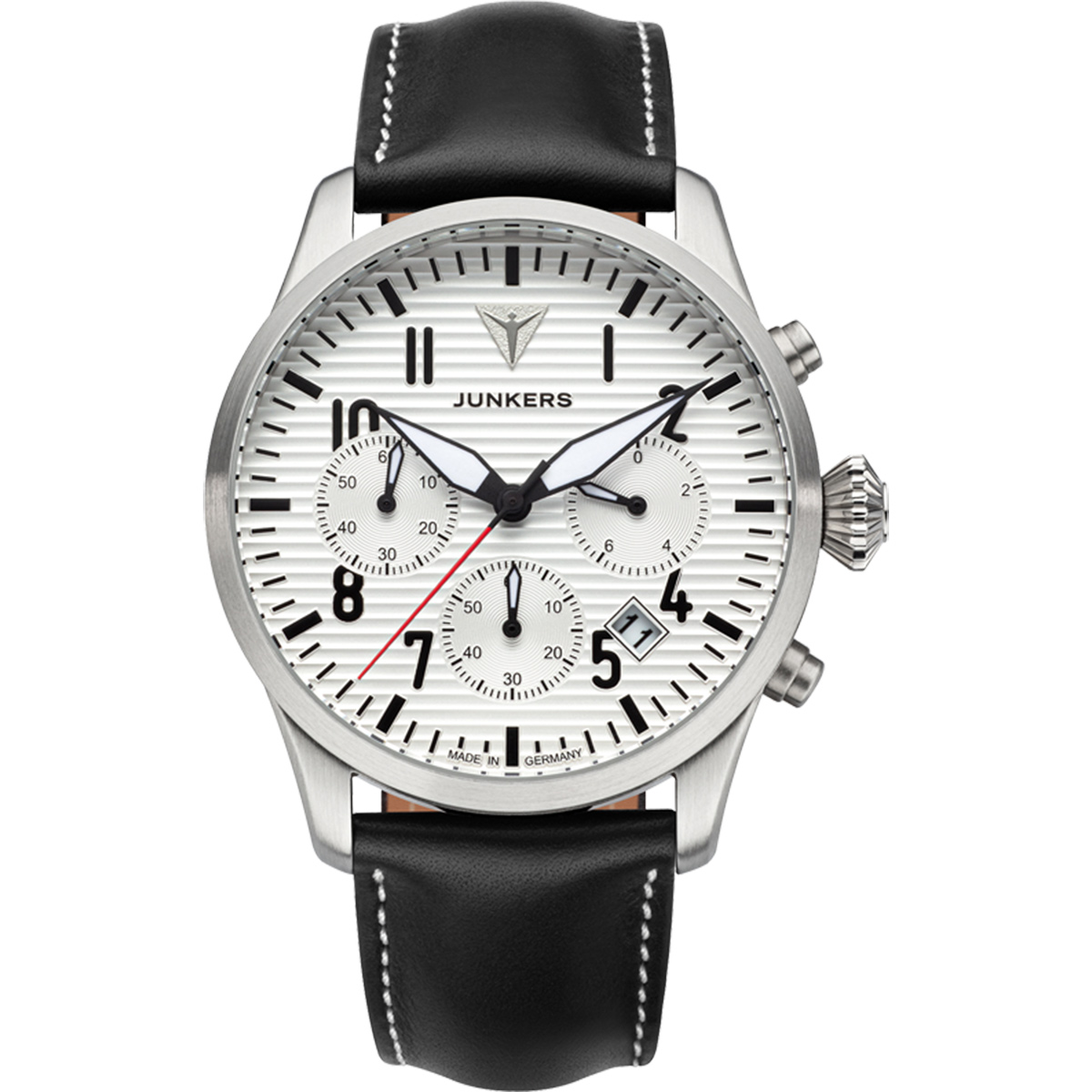 Junkers Flieger Chronograph 9.55.01.03