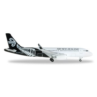 Flugzeugmodell Air New Zealand Airbus A320 mit sharklets...