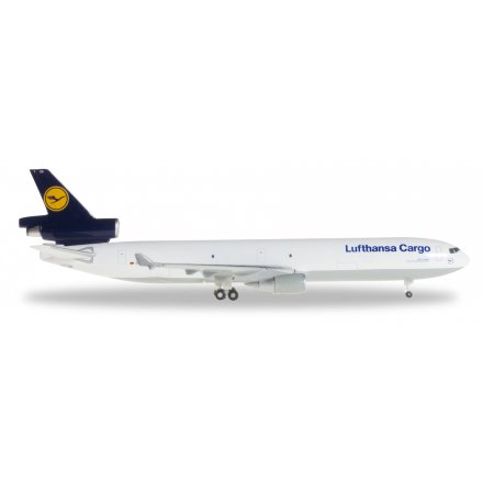 Model Airplane Lufthansa Cargo MD-11F 1/500